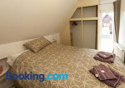 Isleham River Lodge - Bury St. Edmunds - Bedroom