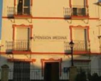 Hostal Medina - Olvera - Building