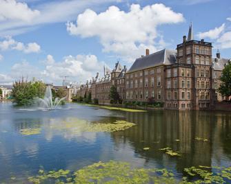 Best Western Plus Grand Winston - Rijswijk - Venkovní prostory