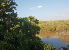 Casa Ka'an. - Río Lagartos - 室外景