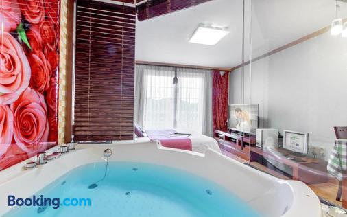 Spa Pension Basso - Sokcho - Bathroom