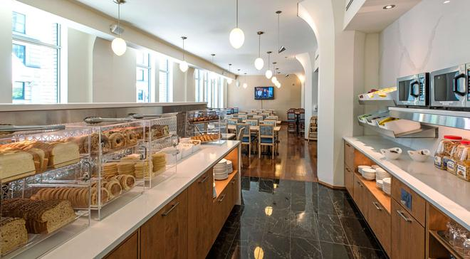 Le Square Phillips Hotel And Suites - Montreal - Buffet