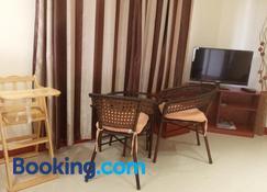 Precious Residence C - Grand'Anse Mahé - Living room