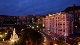 Grand Hotel Savoia - Γένοβα - Κτίριο