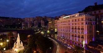 Grand Hotel Savoia - Genoa - Building