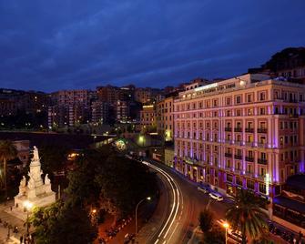 Grand Hotel Savoia - Genoa - Building