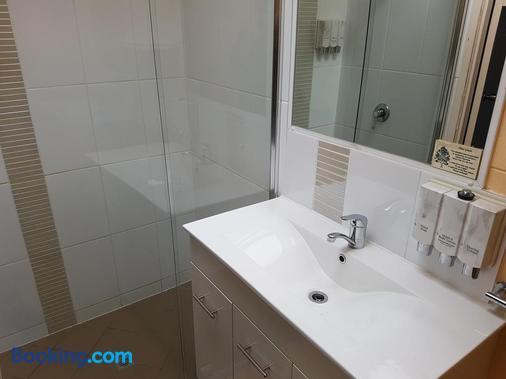 Fitzroy Motor Inn - Rockhampton - Phòng tắm