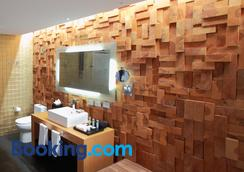 MO17 Hotel Boutique - Santiago de Querétaro - Phòng tắm