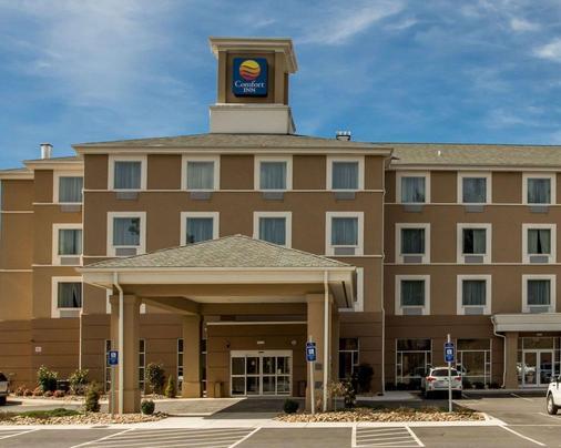 Comfort Inn Sylva - Cullowhee - Dillsboro - Building