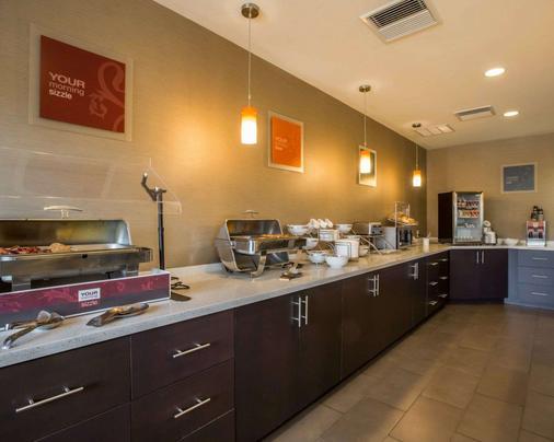 Comfort Inn Sylva - Cullowhee - Dillsboro - Buffet