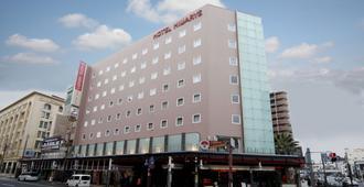 Hotel Hillarys - Осака - Здание