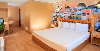 Mt. Olympus Water Park And Theme Park Resort - Wisconsin Dells - Bedroom