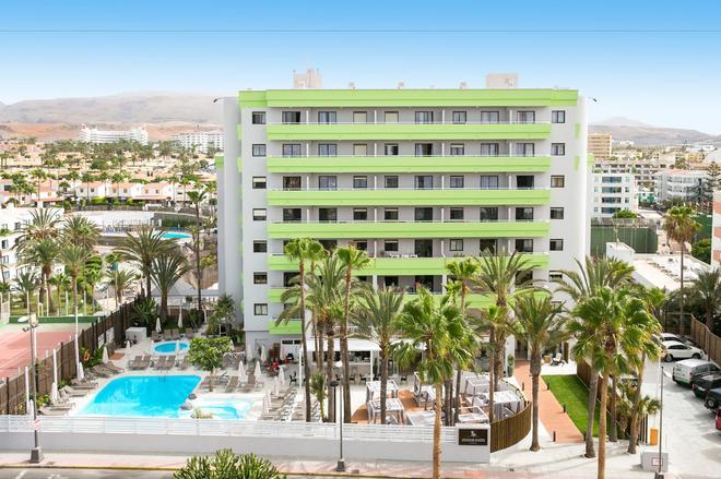 Hotel The Anamar Suites - Maspalomas - Rakennus