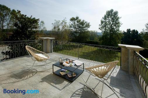 Relais 23 - Castelnuovo Belbo - Balcony
