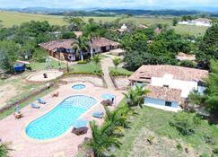 Hotel Buenosaires Barichara - Barichara - Pool