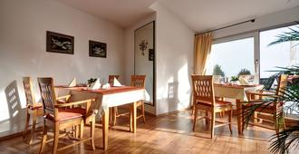 Hotel Spiegel Garni - Lindau - חדר אוכל