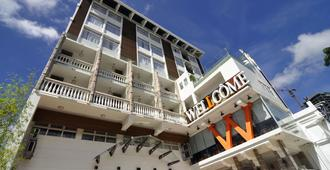 Wellcome Hotel - Cebu City - Building