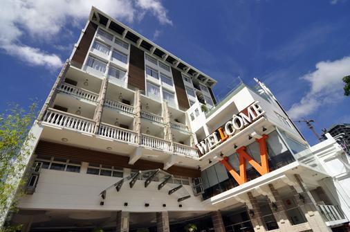 Wellcome Hotel - Cebu - Rakennus