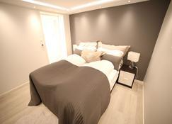 Bramy Eiendom Apartments Tønsnesvegen - Tromsø - Bedroom