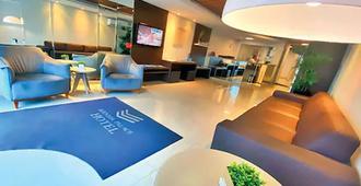 Avenida Palace Hotel - Joinville - Lobby
