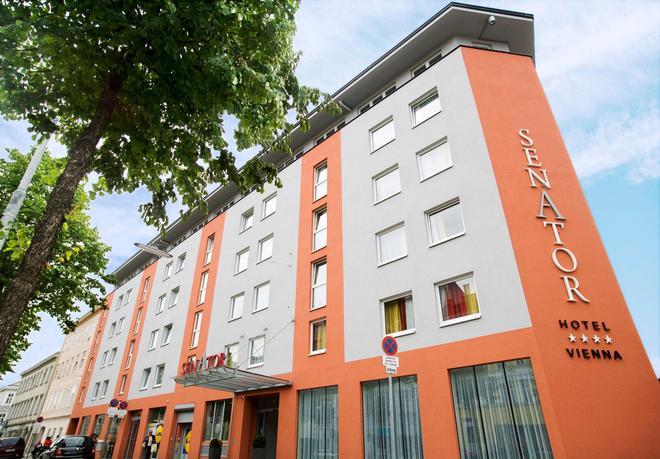 Senator Hotel - Wien - Gebäude