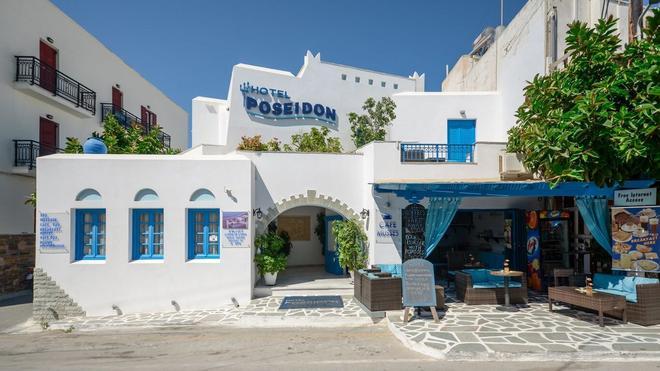 Poseidon Hotel Naxos - Naxos - Building
