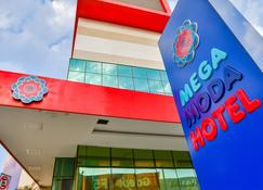 Mega Moda Hotel - Goiânia - Edifício