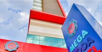Mega Moda Hotel - โกยาเนีย