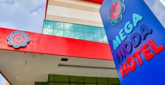 Mega Moda Hotel - Goiânia - Gebouw