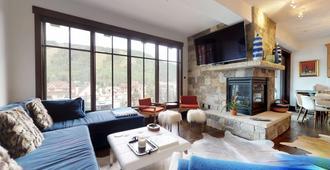 The Landmark, a Destination by Hyatt Residence - Vail - Sala de estar
