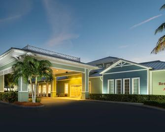 Residence Inn by Marriott Cape Canaveral Cocoa Beach - Cape Canaveral - Gebouw
