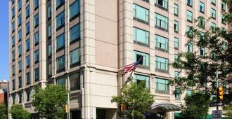 Hampton Inn Philadelphia-Center City-Convention Ctr - Philadelphia - Toà nhà