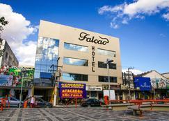 Falcão Hotel e Restaurante - Arapiraca - อาคาร