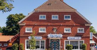 Hotel Schatthaus - Greetsiel - Edificio