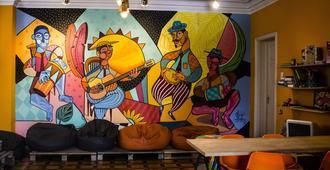 Samba Rooms Hostel - Belo Horizonte - Restaurant