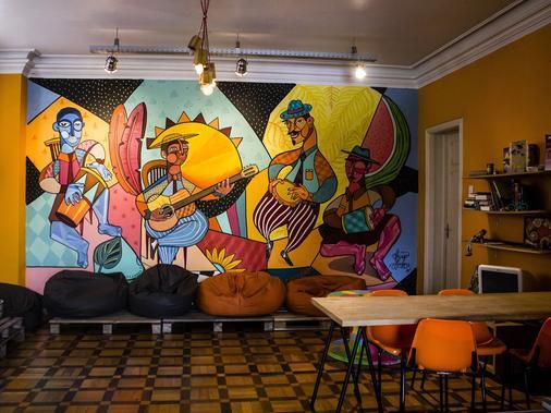 Samba Rooms Hostel - Belo Horizonte - Nhà hàng
