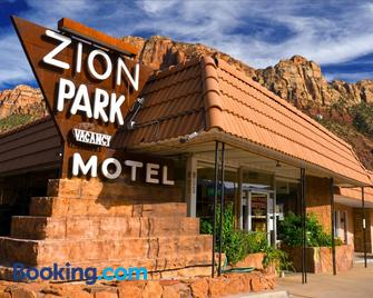 Zion Park Motel - Springdale - Gebäude