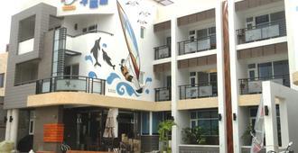 Penghu Camome - Magong City - Building