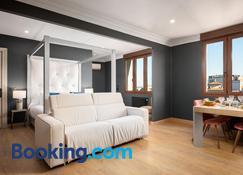 Suite 1907 Oviedo - Oviedo - Sala de estar