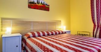 Hotel Boccascena - Génova - Habitación