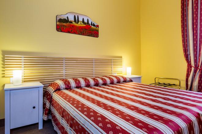 博卡斯謝納酒店 - 吉那歐 - 熱那亞 - 臥室