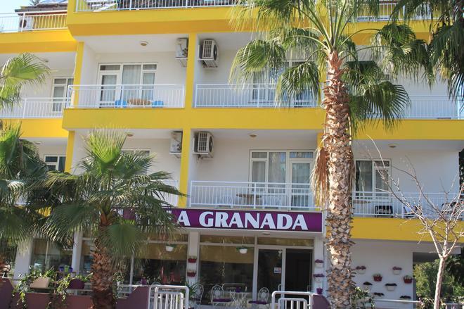Hotel Villa Granada - Antalya - Building