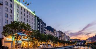 Quality Hotel Christina Lourdes - Lourdes - Building