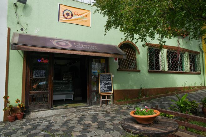 Expresso Curitiba Hostel - Curitiba - Rakennus
