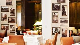 Square Nine Hotel Belgrade - Belgrade - Restaurant
