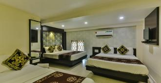 Hotel Guest Inn Residency - Mumbai - Bedroom