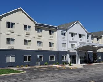 Fairfield Inn by Marriott St. Louis Collinsville, IL - Collinsville - Gebäude