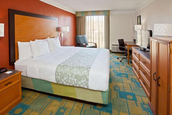 納什維爾/奧普里蘭拉昆塔套房酒店 - 納什維爾 - 納什維爾(田納西州) - 臥室