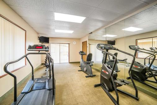 Quality Inn Big Sky - Kalispell - Gym