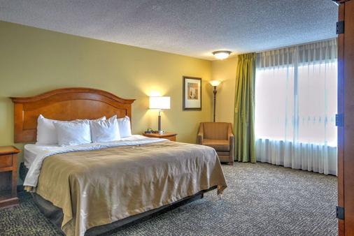 Quality Inn Big Sky - Kalispell - Schlafzimmer